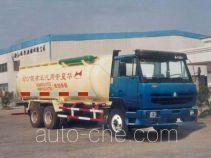 衢龙牌ZL5208GFLA2型粉粒物料运输车