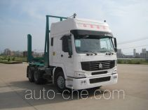 Qulong ZL5250TYC timber truck