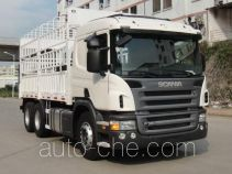Zhongshang Auto ZL5260CCY stake truck