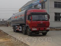 Qulong ZL5310GHY chemical liquid tank truck