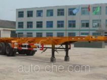 Zhongshang Auto ZL9350TJZG container transport trailer
