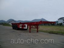 Zhongshang Auto ZL9370TJZG container transport trailer