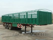 Qulong ZL9381CLX stake trailer
