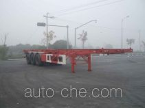 Zhongshang Auto ZL9400TJZG container transport trailer