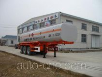 中商汽车牌ZL9401GHY型化工液体运输半挂车