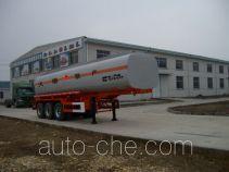 衢龙牌ZL9403GHY型化工液体运输半挂车