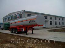 中商汽车牌ZL9403GHY型化工液体运输半挂车