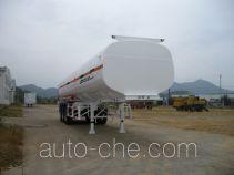 Qulong ZL9404GHY chemical liquid tank trailer