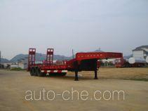 中商汽车牌ZL9404TDP型低平板半挂车