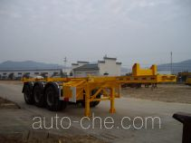 Zhongshang Auto ZL9404TJZG container transport trailer