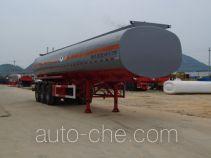 衢龙牌ZL9405GHY型化工液体运输半挂车
