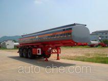 中商汽车牌ZL9407GHY型化工液体运输半挂车