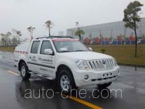 Environmental monitoring vehicle