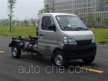 中联牌ZLJ5020ZXXSCE4型车厢可卸式垃圾车