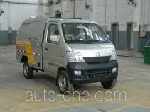中联牌ZLJ5021ZLJE3型自卸式垃圾车