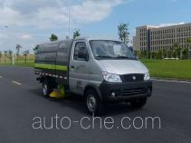 Zoomlion ZLJ5030TSLZL1BEV electric street sweeper truck