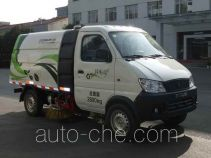 Zoomlion ZLJ5030TSLZLBEV electric street sweeper truck
