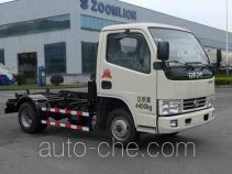 Zoomlion ZLJ5040ZXXDFE4 detachable body garbage truck