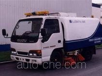 中标牌ZLJ5041TSL型扫路车