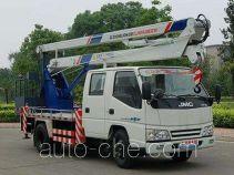 Zoomlion ZLJ5050JGK3Z16 aerial work platform truck