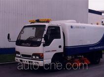 中标牌ZLJ5050TSL型扫路车