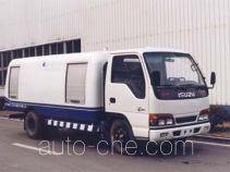 中标牌ZLJ5051GQX型下水道疏通清洗车