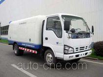 中标牌ZLJ5061GQX型下水道疏通清洗车