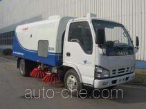 中标牌ZLJ5063TSL型扫路车