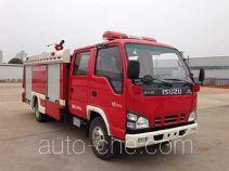 Zoomlion ZLJ5070GXFSG30 fire tank truck