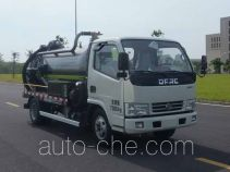 Zoomlion ZLJ5070GXWDFE4 sewage suction truck