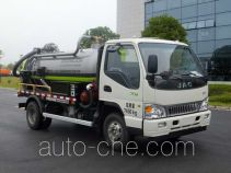 Zoomlion ZLJ5070GXWHFE4 sewage suction truck
