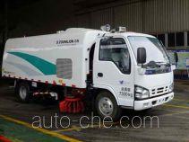 中联牌ZLJ5070TXSQLE4型洗扫车