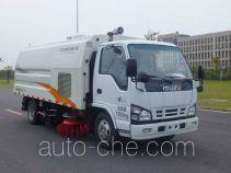 中联牌ZLJ5070TXSQLE5型洗扫车
