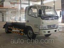 中联牌ZLJ5070ZXXDFE4型车厢可卸式垃圾车