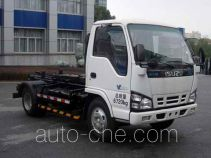 Zoomlion ZLJ5070ZXXQLE4 detachable body garbage truck