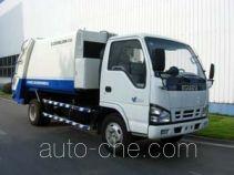 Zhongbiao garbage compactor truck