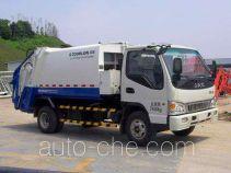 中联牌ZLJ5070ZYSHFE4型压缩式垃圾车