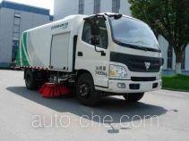 Zoomlion ZLJ5071TSLBEV electric street sweeper truck