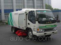 Zoomlion ZLJ5071TSLHBEV electric street sweeper truck