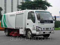 Zoomlion ZLJ5072TSLBEV electric street sweeper truck