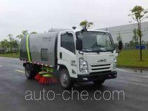 中联牌ZLJ5073TSLJXE5型扫路车