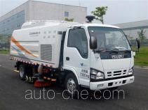 中联牌ZLJ5074TSLX1QLE4型扫路车