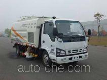 中联牌ZLJ5074TSLX1QLE5型扫路车