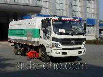 中联牌ZLJ5080TXSBJ1E5型洗扫车
