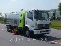 中联牌ZLJ5080TXSEQE5NG型洗扫车