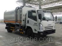 Zoomlion ZLJ5080ZZZJXE4 self-loading garbage truck