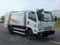 Zoomlion ZLJ5081ZYSJXE5 garbage compactor truck