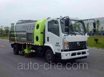 中联牌ZLJ5084TSLX1EQE5NG型扫路车