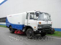 中标牌ZLJ5100TSL型扫路车