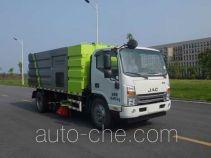 中联牌ZLJ5100TXSHFE5型洗扫车